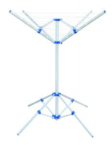 4 Arm Portable Rotary Airer